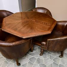 ethan allen table chairs ethan allen game table and chairs ebth