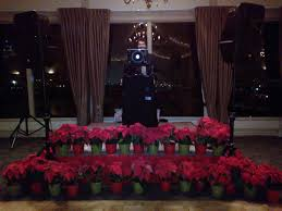 Decoration Christmas Stage by A Wynning Event Blog Archive Diy Christmas Decorations