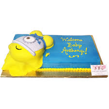 minion baby shower 2012 pregnancy minion cake for baby shower abc cake shop bakery