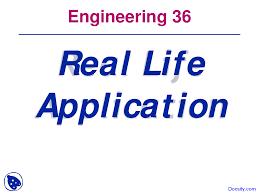 real life application engineering mechanics statics lecture slides