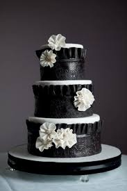 different wedding cakes picture of boldly different and chic black wedding cakes