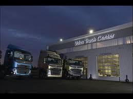 volvo truck center ouverture d un nouveau volvo truck center au havre constructeurs