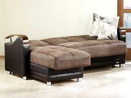 Modern Sleeper Sofa Bed Furniture Modern Sleeper Sofa Bed With Chaise And Armrest Also