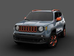 new jeep renegade jeep renegade to show off new mopar gear in detroit autoblog