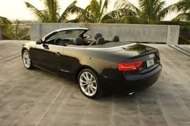 black audi convertible audi convertible in florida for sale used cars on buysellsearch
