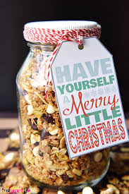 food christmas gifts christmas jar gifts