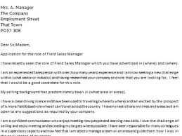 21 area manager cover letter cover letter for area sales manager
