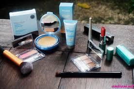 review tutorial make up natural wardah tutorial simple make up look dengan wardah andiani s beauty