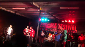 Red Flag Band Lonely Boys The Red Flag Barunga Festival 2014 Youtube