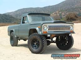jeep j truck 1977 jeep j 10 pictures photos and sounds supermotors