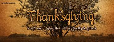 cover happy thanksgiving spend time with family friends