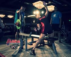 raw power gym