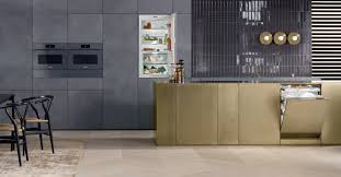 artline built in appliances with touch2open miele