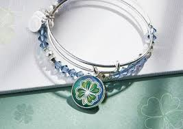 lucky leaf bracelet images Get lucky march limited edition set of the month the wire jpg