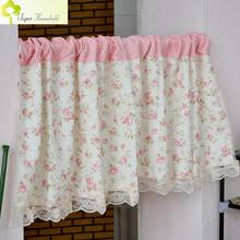 Short Curtains For Living Room by Popular Floral Kitchen Curtains Buy Cheap Floral Kitchen Curtains
