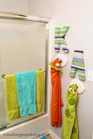 Bathroom For Kids - green kids u0026 guest bathroom makeover creative green living