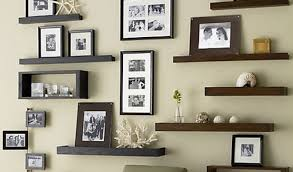 wall shelves bright and modern shelves for living room wall decorations india
