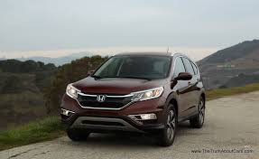 review 2015 honda cr v touring with video the truth about cars