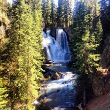 Montana waterfalls images Best waterfall hikes in bozeman montana bozeman real estate group png