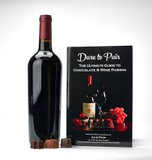 chocolate wine to pair paperback the chocolate therapist