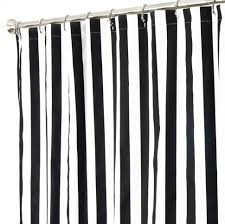 Curtains Pottery Barn by Coffee Tables Ticking Stripe Shower Curtain Pottery Barn