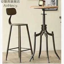 buy american country wrought iron wrought iron bar stools