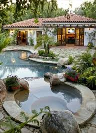 Pool And Patio Decor Best 25 Pool Spa Ideas On Pinterest Swimming Pools Spool Pool