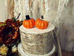 pumpkin fall wedding cake topper fall themed wedding and