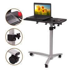 Bedside Laptop Desk Adjustable Laptop Table Ebay