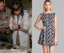 Abby Sciuto Halloween Costume Ncis Season 13 Episode 1 Abby U0027s Floral Dress Tv Show Fashion