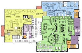 Floor Planners by Updated Floor Plans For The Uis Student Union U2013 Student Union