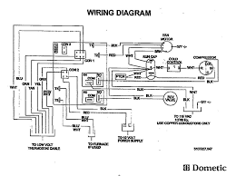 dometic thermostat wiring diagram in duo therm cool cat heat pump
