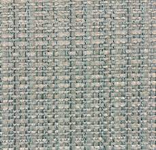 ballard designs coco tweed mineral blue metallic threads fabric by