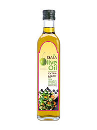 extra light virgin olive oil gaia light olive oil 500ml amazon in grocery gourmet foods