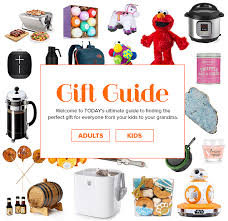 today gift guide 2017 today