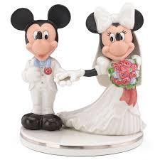 mickey and minnie cake topper disney s mickey minnie cake topper wedding anniversary