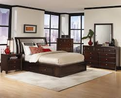 Natural Cherry Bedroom Furniture by Amusing Decorating Ideas Using Rectangular Brown Wooden Dresserss