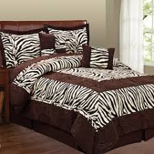 Leopard King Size Comforter Set Animal Print Bedding Bed U0026 Bath Kohl U0027s