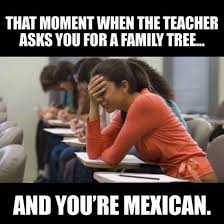 Hot Girl Problems Meme - things mexicans do people find weird