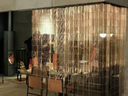 Golf Curtains 19 Best Metal Curtains Room Dividers And Separations Images On