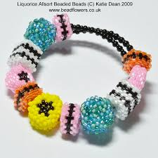 bracelet beading designs images Bead designs and copyright my world of beads jpg
