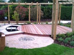 Garden Decking Ideas Photos Garden Decking Ideas Timber Buildings Structures Garden