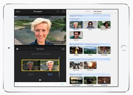 make great movies fast on your ipad with imovie trailers