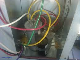 ac capacitor wiring colors air conditioner compressor wiring