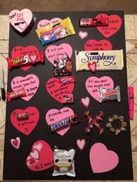 valentines day ideas for boyfriend make a candy bar letter for your boyfriend it s not only but