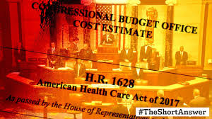 The Houes by Cbo Scores House Health Bill On Pre Existing Conditions