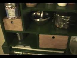 Camp Kitchen Chuck Box Plans by Chuck Box Camp Kitchen Box For Car Camping Youtube