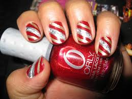 nails christmas beautify themselves with sweet nails