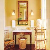 create a british colonial style powder room this old house
