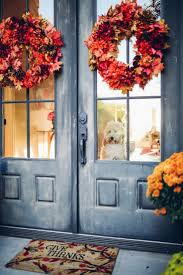 thanksgiving door decoration ideas 682 best autumn home images on pinterest